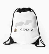 Cozy Up Drawstring Bag