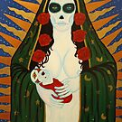 The Virgin of Guadalupe by RainbowSerpent