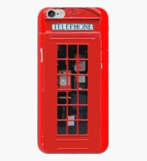 Phonebox iPhone Case