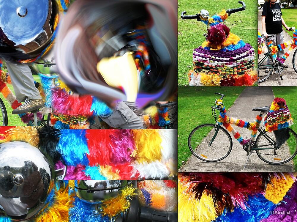 a cardigan for a bike by mxsara