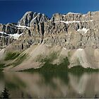 Crowfoot mountain...a GigaPan panorama by Darbs