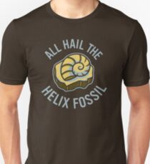 Hail the Helix Fossil Unisex T-Shirt