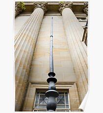 Masonic Temple - Brisbane CBD Poster