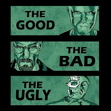 BRBA:The Good,the Bad and the Ugly by MP97Work