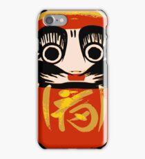 Daruma Doll iPhone Case/Skin
