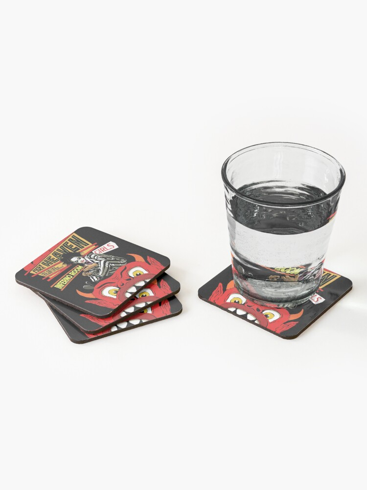 Alternate view of Heaven Coasters (Set of 4)