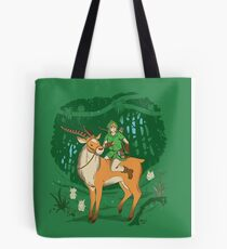 Legend of the Lost Woods Tote Bag