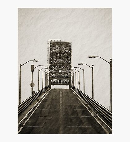 Robert Moses Causeway Bridge  Photographic Print