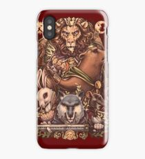 ARMELLO - Battle for the crown iPhone Case