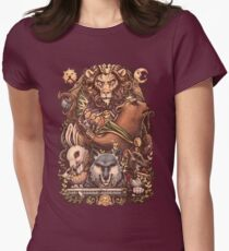 ARMELLO - Battle for the crown Women's Fitted T-Shirt