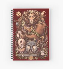 ARMELLO - Battle for the crown Spiral Notebook