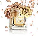 golden perfume by Yulianna-ca