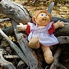 Burnt Timber Cabbage Patch Doll by jlara