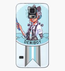 I was sorted into the Demiboy House Case/Skin for Samsung Galaxy