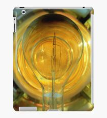 The Lightbulb in a Lighthouse iPad Case/Skin