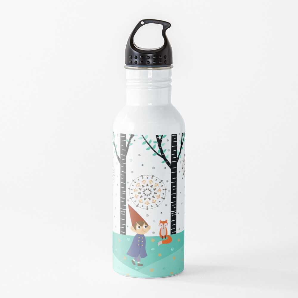 Over The Garden Wall - Wirt Water Bottle