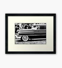 Classic Autos Framed Print