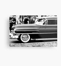 Classic Autos Metal Print
