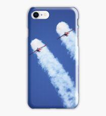 Upside Down Twins iPhone Case/Skin