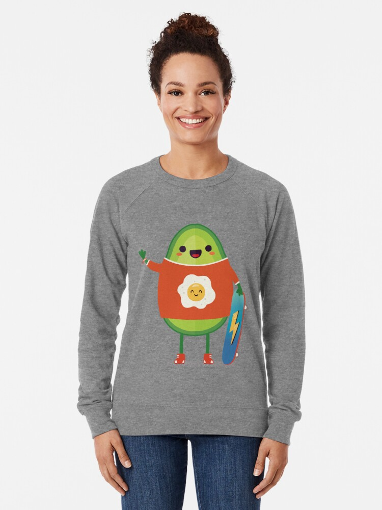 Alternate view of Avo-Kiddo Lightweight Sweatshirt