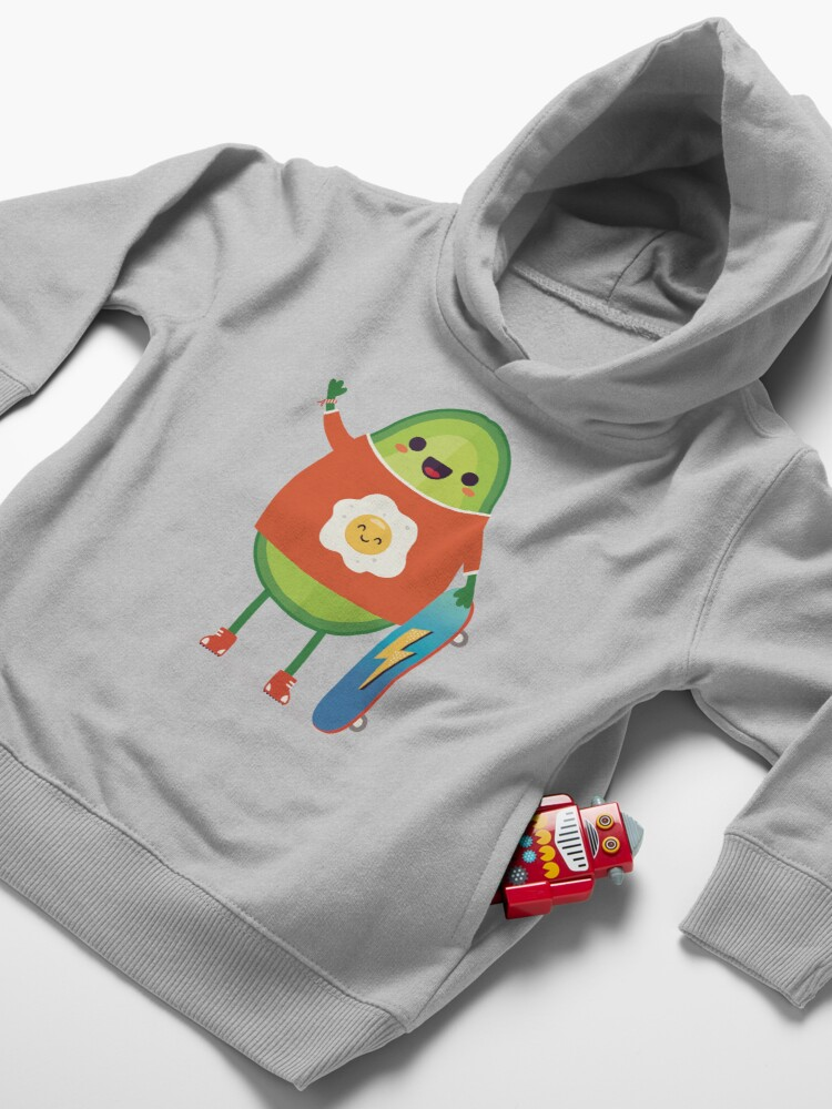 Alternate view of Avo-Kiddo Toddler Pullover Hoodie
