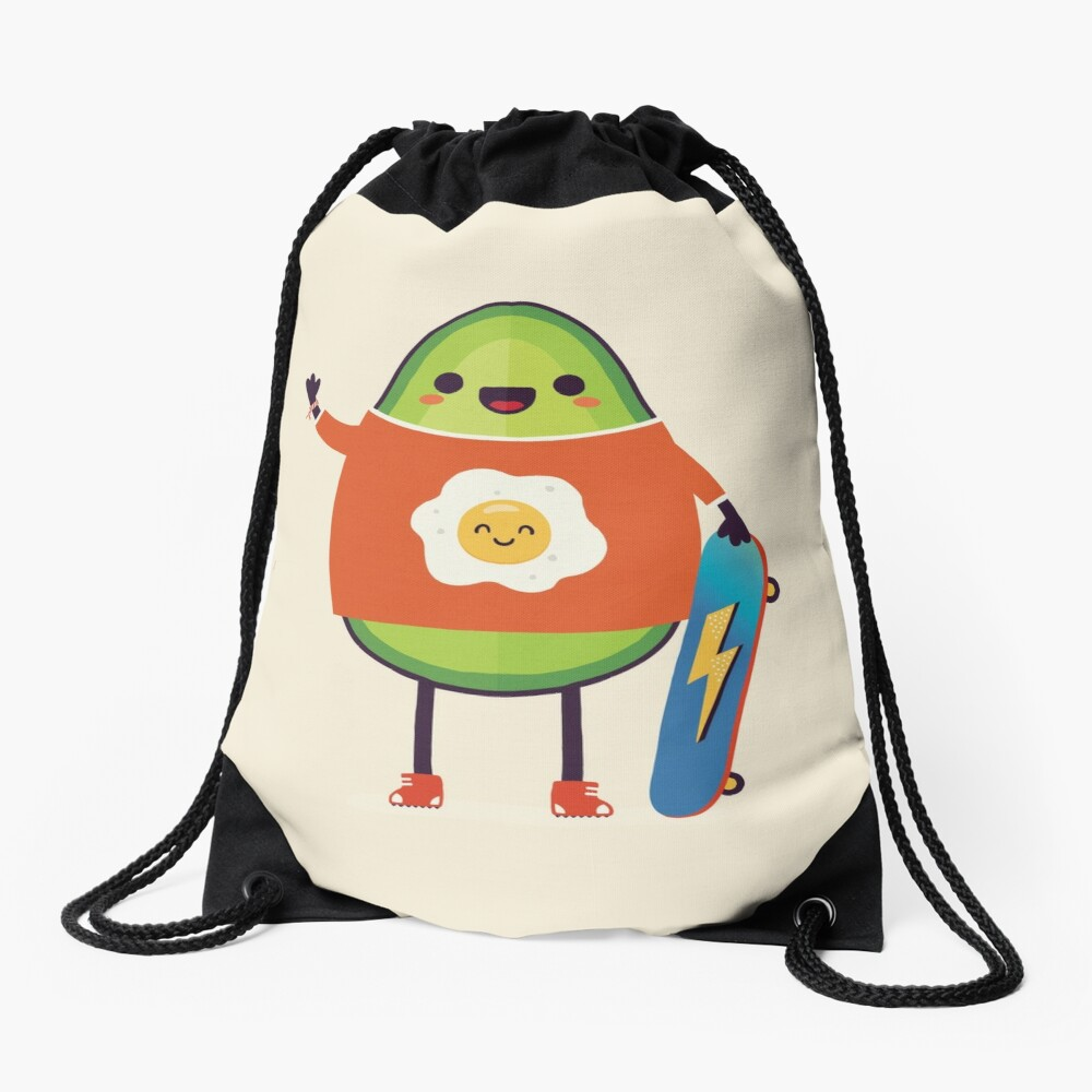 Avo-Kiddo Drawstring Bag