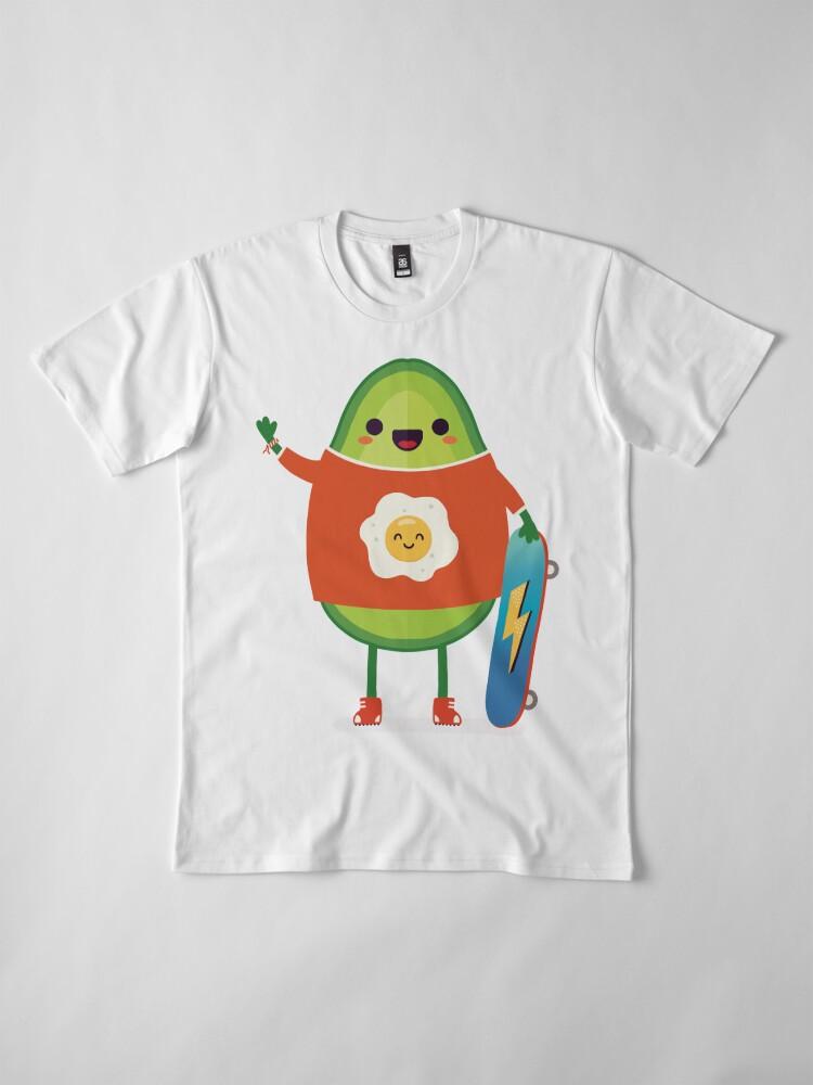 Alternate view of Avo-Kiddo Premium T-Shirt