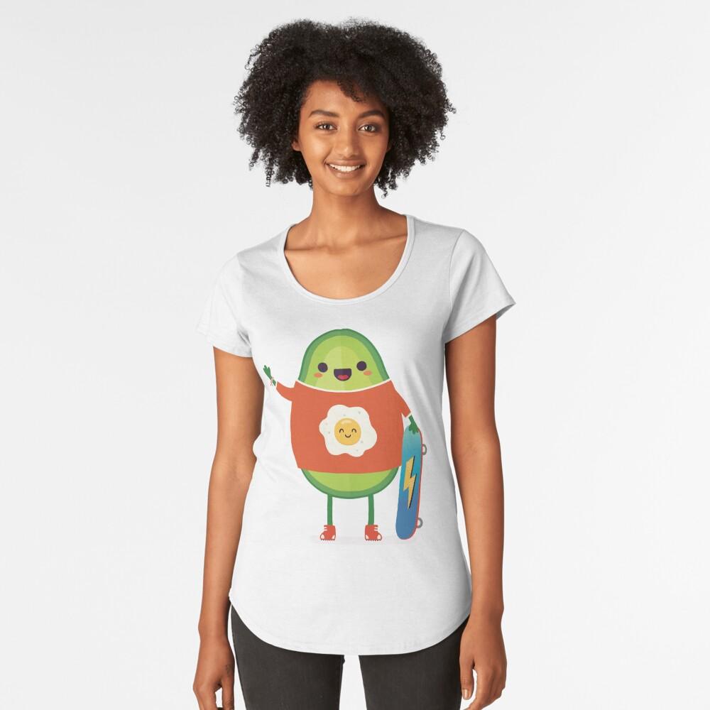 Avo-Kiddo Premium Scoop T-Shirt