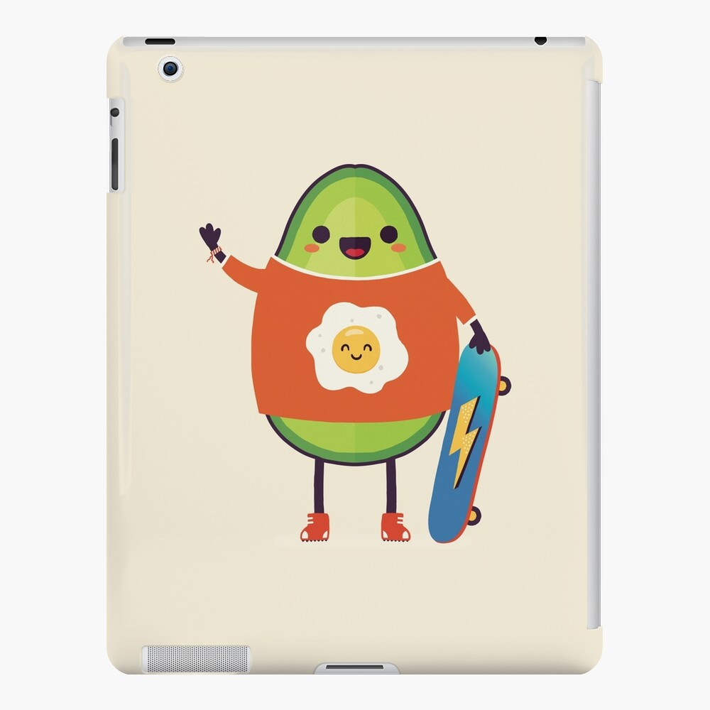 Avo-Kiddo iPad Case & Skin