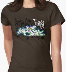Hiatus Women's Fitted T-Shirt