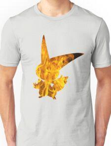 Victini used overheat Unisex T-Shirt