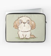 Shih Tzu puppy Laptop Sleeve