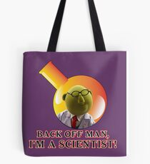 Dr. Bunsen Honeydew. Tote Bag