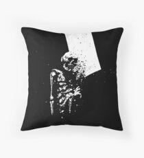 Dark Room #1 Throw Pillow
