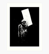 Dark Room #1 Art Print