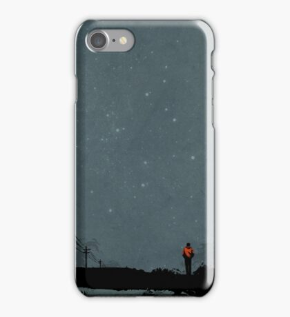 The Road iPhone Case/Skin