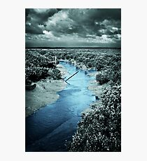 Colour of the Deep Creek Photographic Print