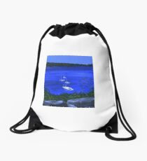 From Cremorne Point 2 Drawstring Bag