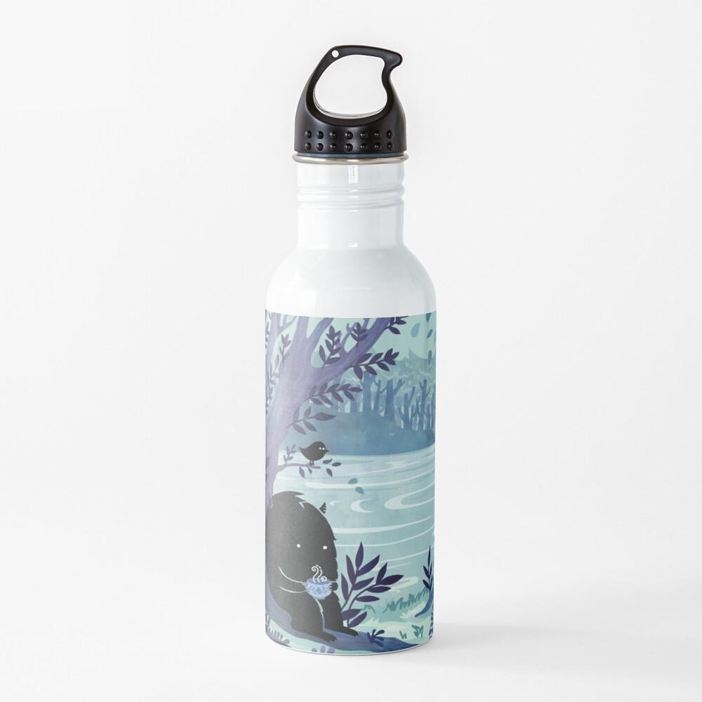 A Quiet Spot of Tea Water Bottle