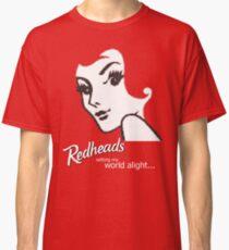Redheads Classic T-Shirt
