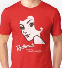 Redheads Unisex T-Shirt