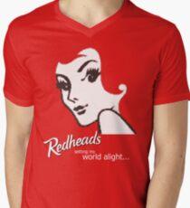 Redheads Men's V-Neck T-Shirt