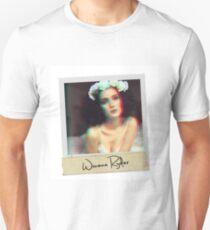 3D Winona Ryder Polaroid Unisex T-Shirt