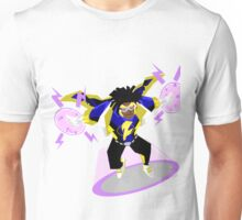 Detective Comics Presents: Superhero Static Shock! Unisex T-Shirt