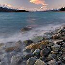 Mt Cook Sundown by Michael Treloar