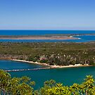 Lakes Entrance Super Panoramic by James Cole