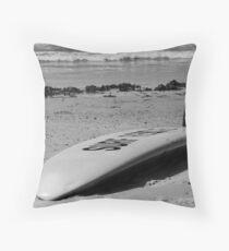 Surf Rescue Throw Pillow