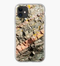 A slice of geology iPhone Case