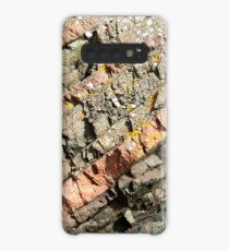 A slice of geology Case/Skin for Samsung Galaxy