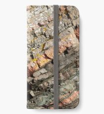 A slice of geology iPhone Wallet/Case/Skin